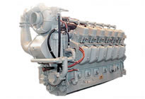 Rebuilding of Large Bore Diesel Engines